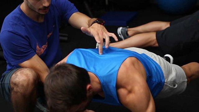 treino das qualidades físicas de atletas
