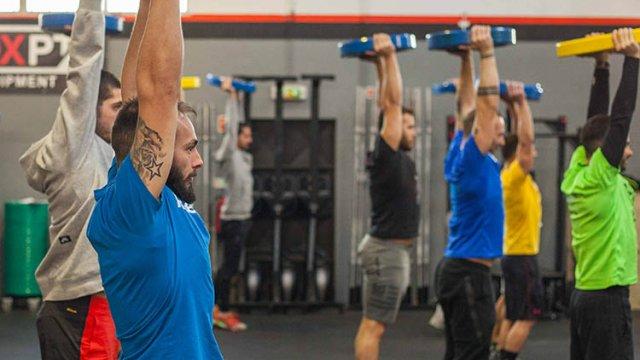mobilidade cross training