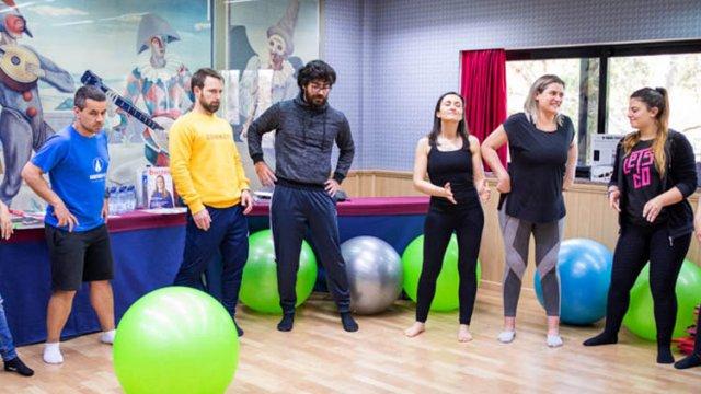 exercício na gravidez vantagens