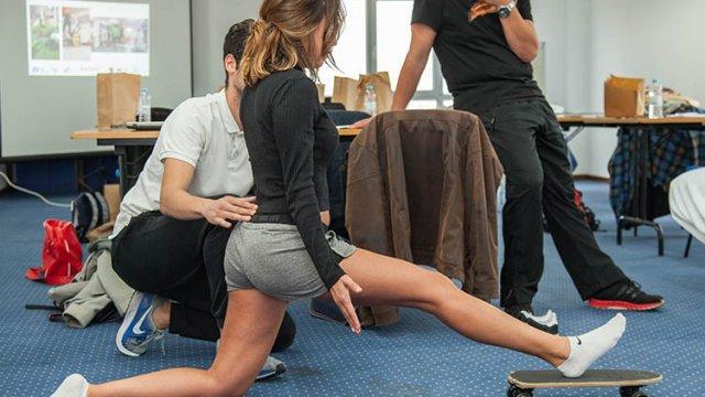 fisioterapia no desporto