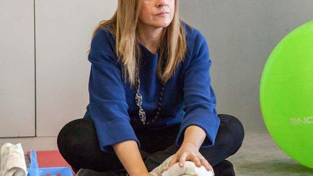 Preparação para o nascimento  - mobilidade da bacia no pós-parto com maria joão alvito