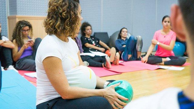 Curso Online: Exercício Físico na Gravidez e no Pós-Parto