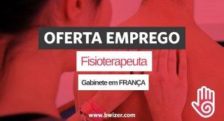 Oferta de Emprego | Fisioterapeuta (França)