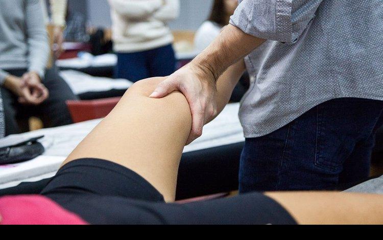 Disfunções do joelho: quadro fisiopatológico (algoritmo)