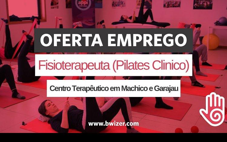 Oferta de Emprego | Fisioterapeuta (Pilates Clinico) - Madeira