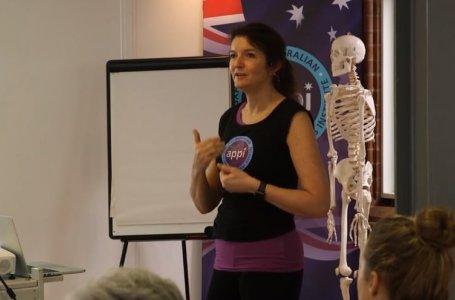 Curso Online: Pilates 3D Standing | Certificação APPI
