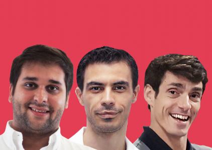 Bwizer Podcast | Episódio 19: Nelson Azevedo, Nuno Ferreira e Rui Faria