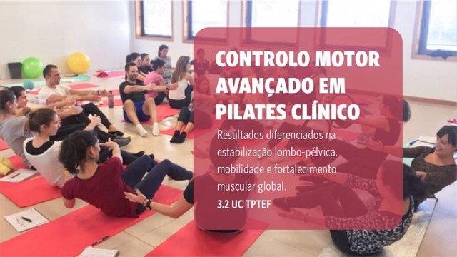 Certificação Pilates Clinico Matwork APPI - Módulo MW3 (intermediate/ advanced)