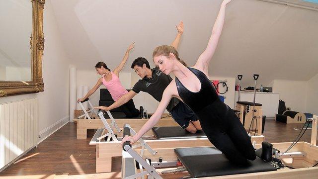 Pilates com Equipamentos