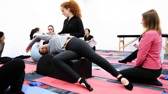 pilates clinico no tratamento de escolioses