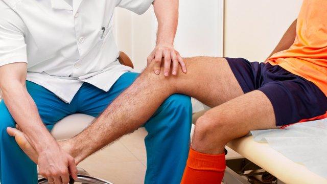 formação fisioterapia LCA