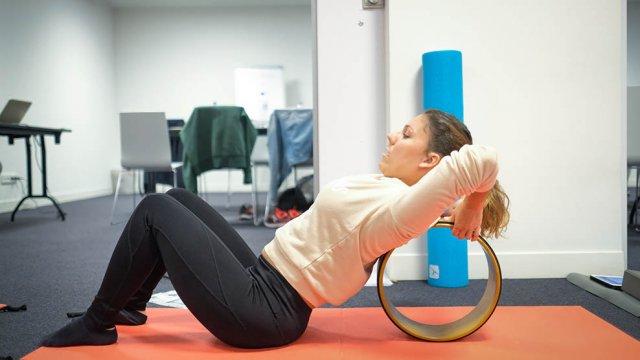 yoga terapêutico