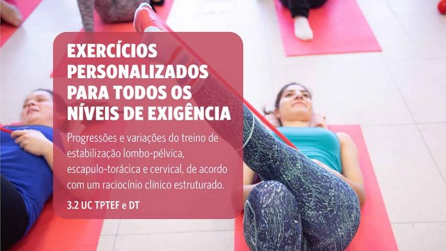Certificação Pilates Clinico Matwork APPI - Módulo MW3 (intermediate/ advanced)
