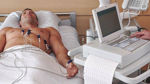 Curso ECG (eletrocardiografia) para enfermeiros com filipe franco - monitor de ecg