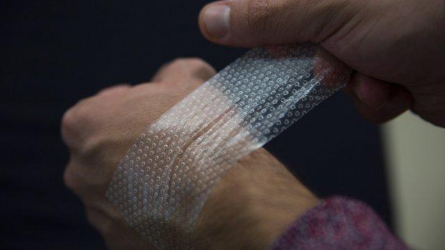 materiais tratamento de feridas
