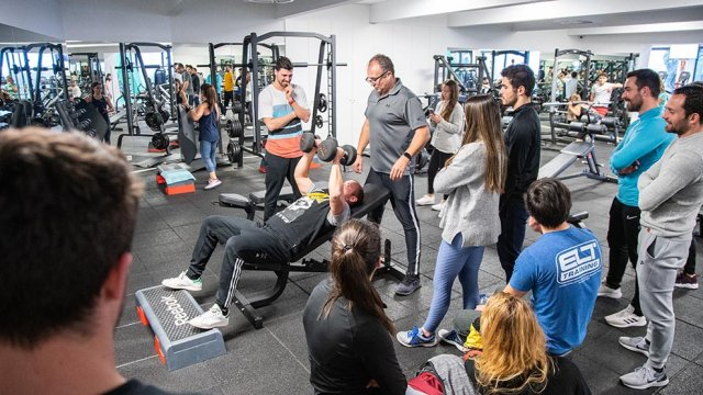 Strength and Conditioning Specialist for Fitness