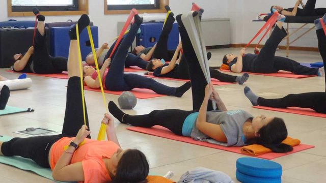Como construir classes de Pilates Clínico - certificação matwork appi módulo MW2