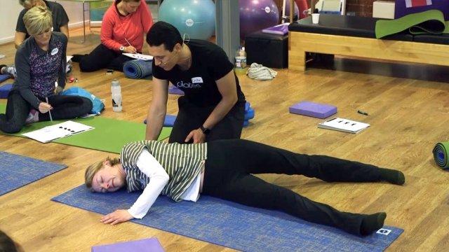 Stretching 7
