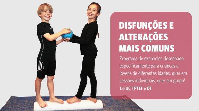 Curso Pilates Clinico para Crianças - certificação matwork appi