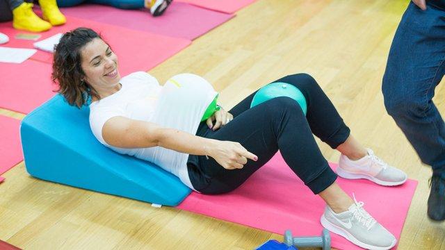 Exercício Físico na Gravidez