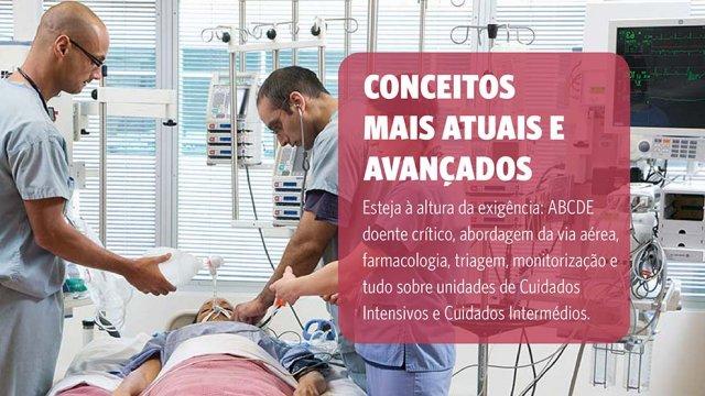 porquê o curso de cuidados intensivos?