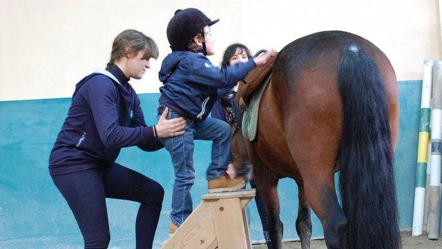Equitação Terapêutica