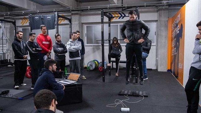 formação treino de força