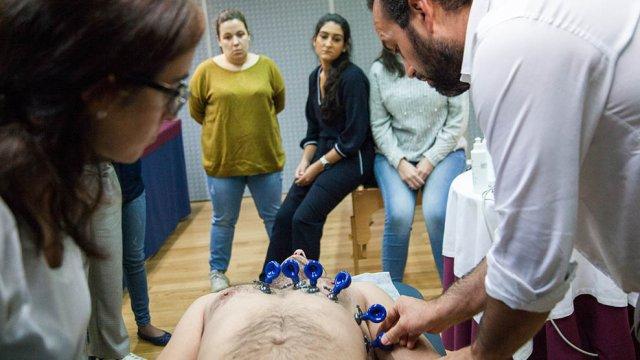 Curso ECG (eletrocardiografia) para enfermeiros com filipe franco - leitura traçado e cursos de ecg