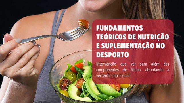 Curso Online: Nutrição e Suplementação Desportiva
