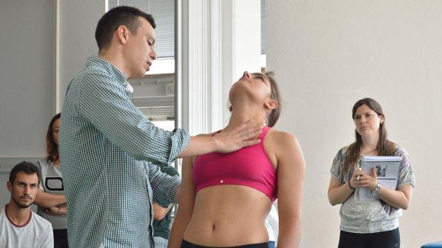 Diagnóstico Avançado em Terapia Manual - testes de avaliação da cervical