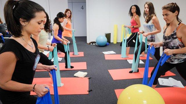 como planear aulas de pilates pré e pós-parto- certificação appi