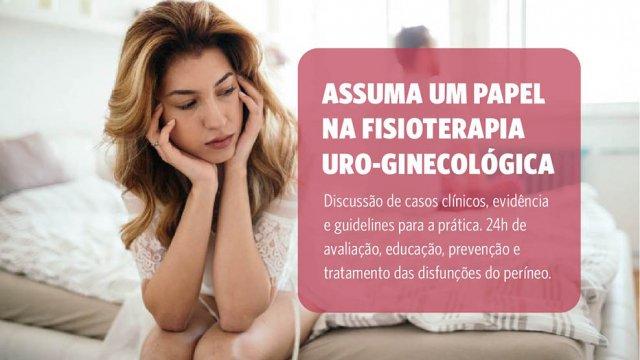Curso de Fisioterapia Materno-Infantil: Reabilitação obstétrica e ginecológica com Fisioterapeuta Joana da Ponte