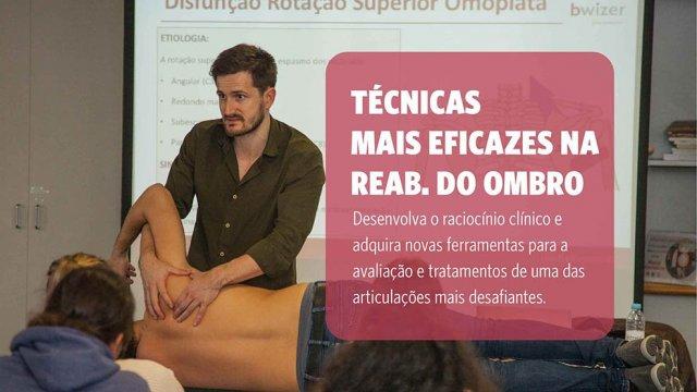 Curso Online Fisioterapia no Ombro