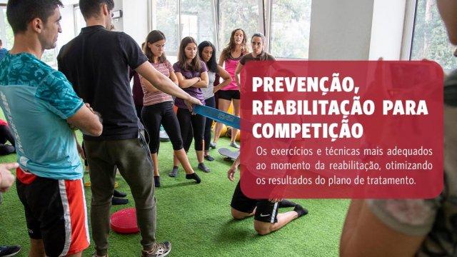 formação fisioterapia no desporto