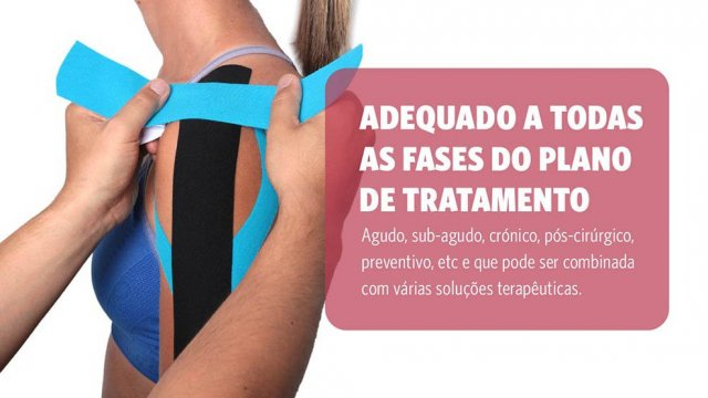 Curso Online: Método Oficial Kinesio Taping® KT1/KT2