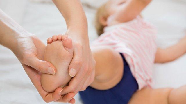 Fisioterapia Pediátrica – Intervenção no Bebé e Criança