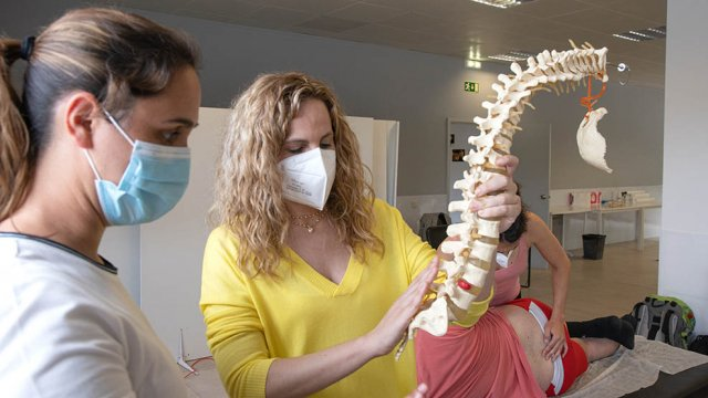 Manipulação dorsal