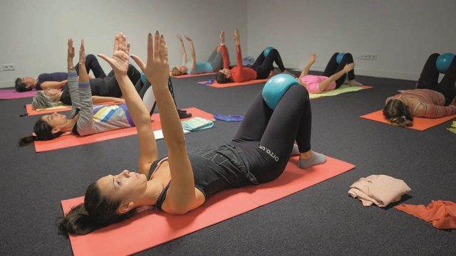 Como construir classes de Pilates Clínico - certificação matwork appi módulo MW2