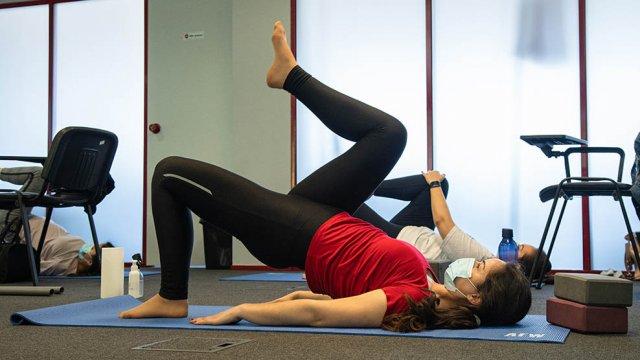 formação yoga terapêutico