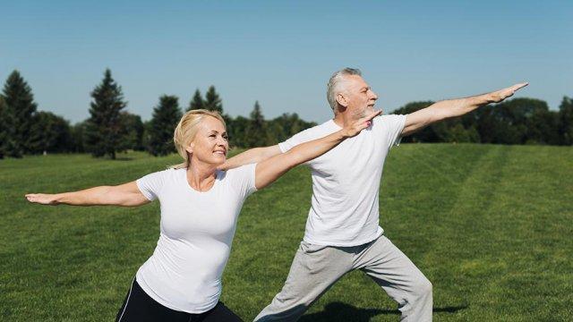 Exercício Físico no Envelhecimento: Movimento e Saúde